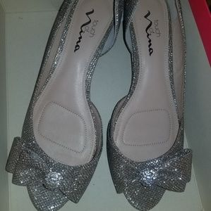 A Touch  of Nina  prom shoes